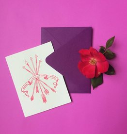 Sending a Bundle of Love Card