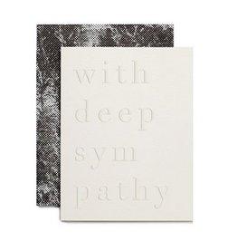 Simple Sympathy Card