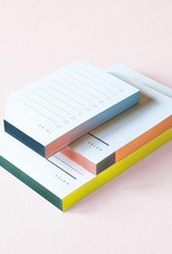 Colorblock Pad Medium / A