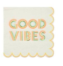 Good Vibes Napkin Set