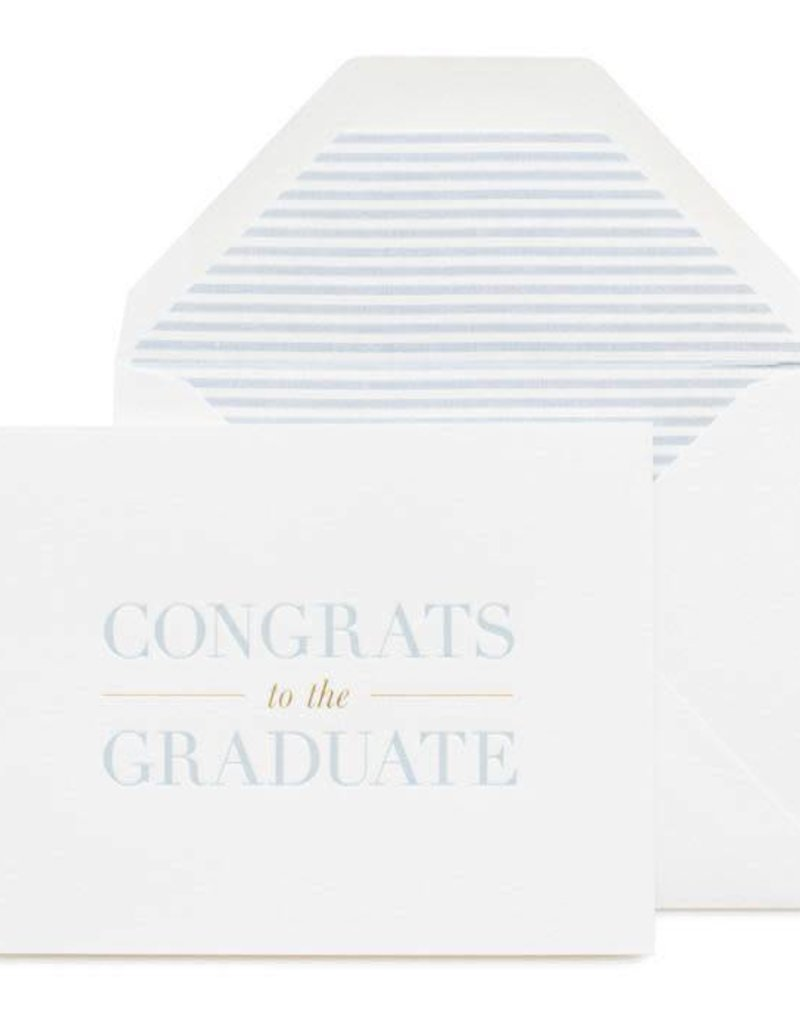 Congrats to the Graduate Card