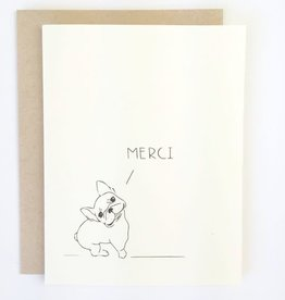 Frencie Merci Card