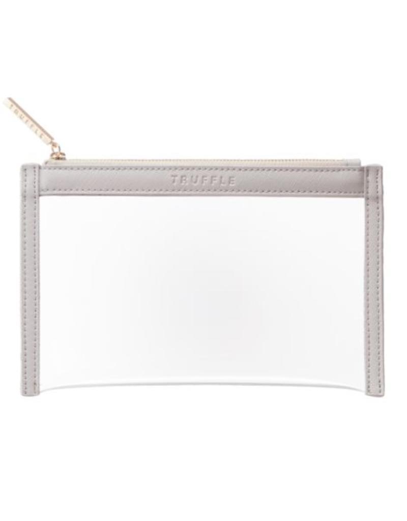 Clarity Clutch Mini - Dove Grey