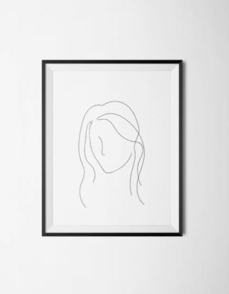 Femine Print - 8x10
