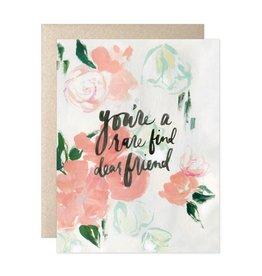 Rare Find Dear Friend Card
