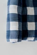 Cotton Muslin Swaddle Single - Jack Plaid