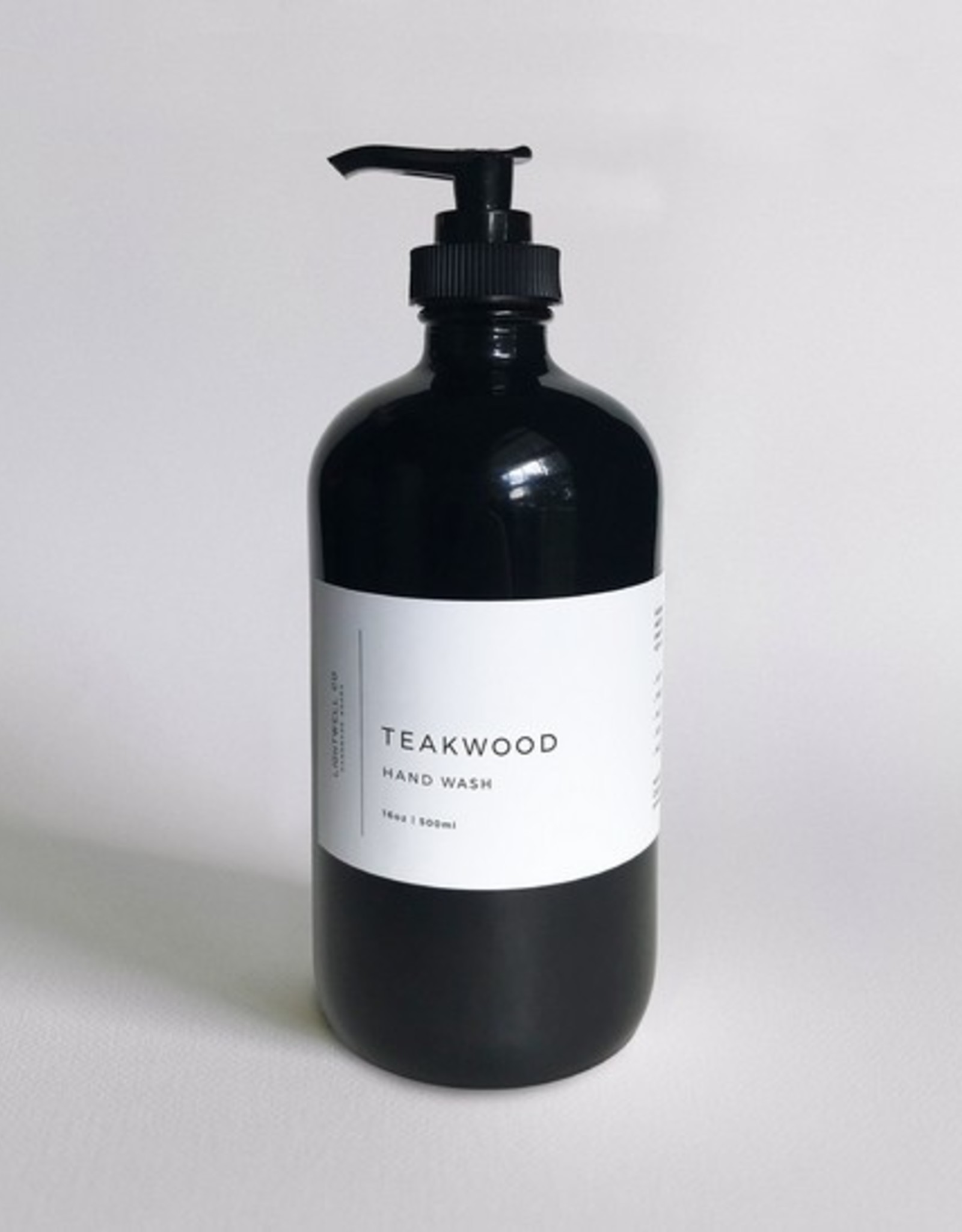 Teakwood Hand Wash