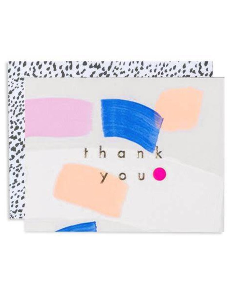 Huamei Thank You Card