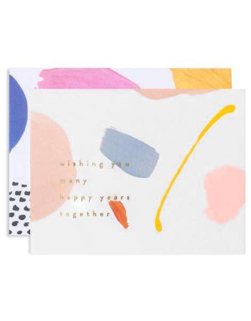 Wishing You Many Card