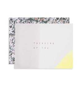 Dipped Thinking of You Card