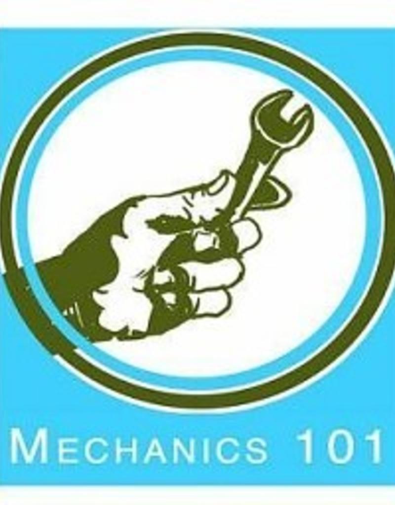 Wednesday Mechanics 101, Park Hill 7 - 9pm
