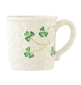 Belleek Belleek Shamrock Baby Mug