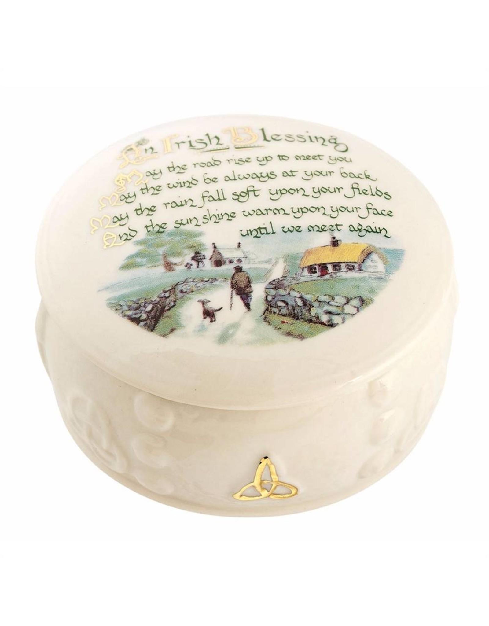 Belleek Belleek Irish Blessing Gift Box