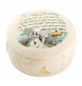 Belleek Belleek Irish Blessing Gift Box