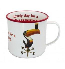 Guinness Guinness Enamel Toucan Mug