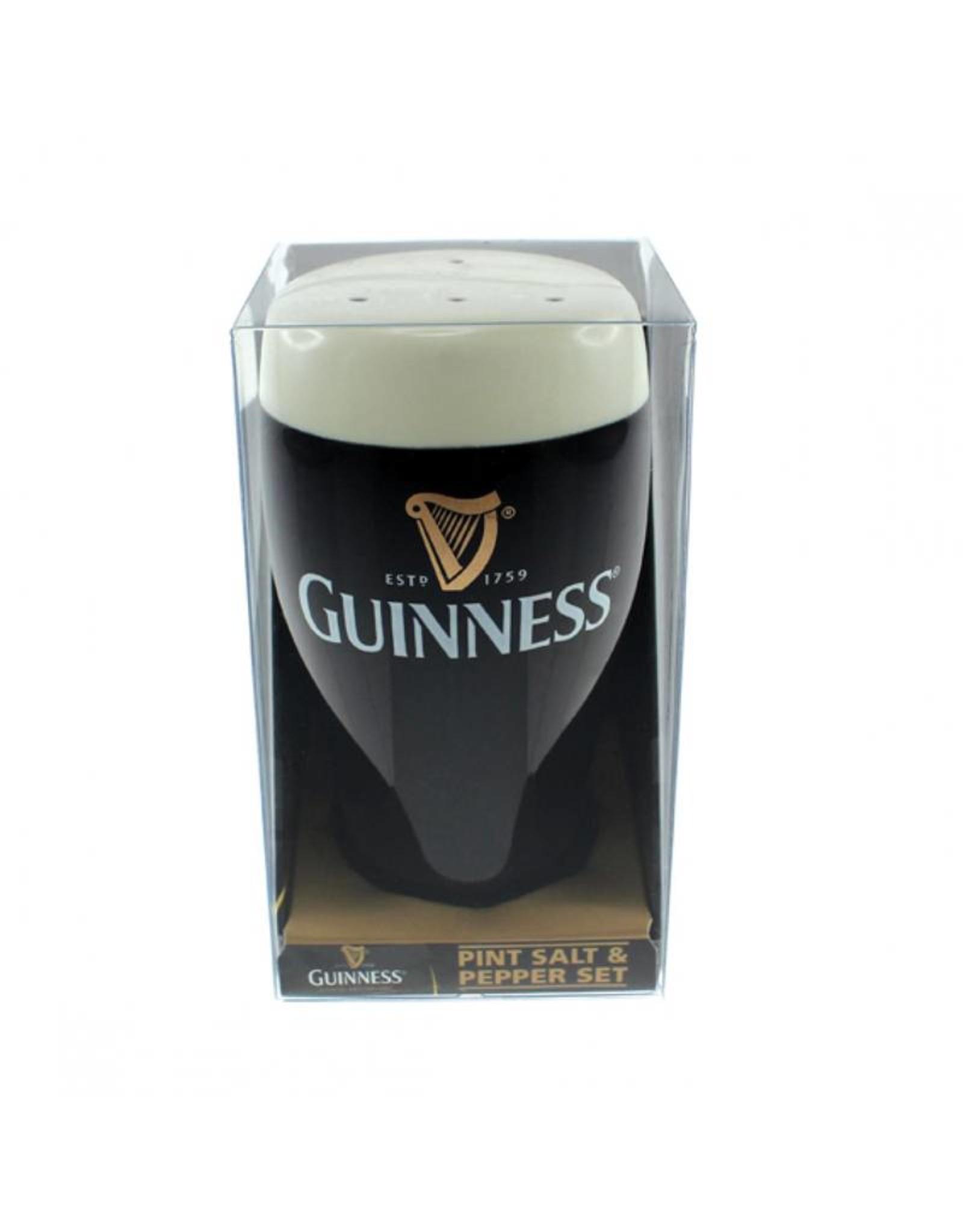 Guinness Guinness Pint Salt & Pepper Shakers