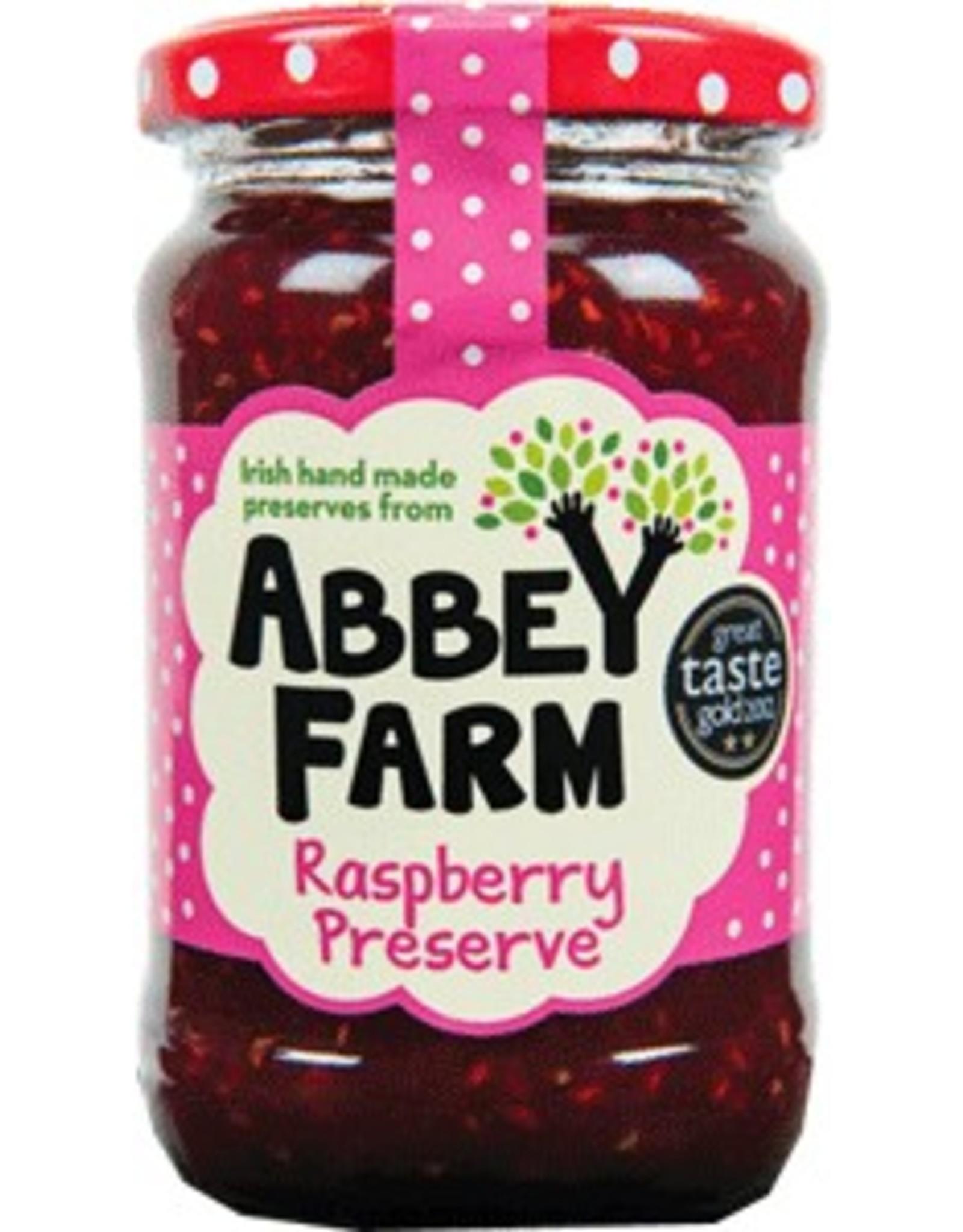 Abbey Farm Abbey Farm Irish Raspberry Preserve 340g (12oz)