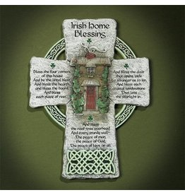 Abbey Press Irish Home Blessing Cross