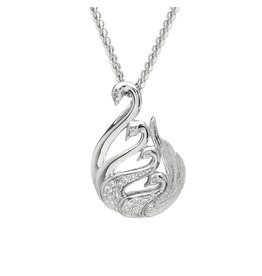 Boru Jewelry Large Legend of Lir  Necklace