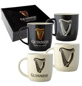 Guinness Guinness Mug Set of 4