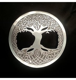 Scott's Highland Metal Trivet:  Tree of Life