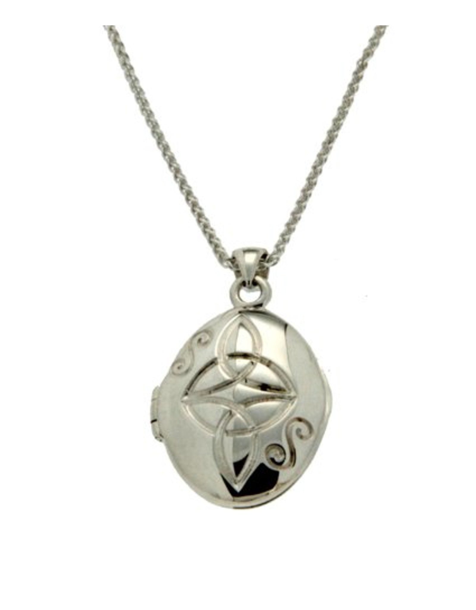 Keith Jack Double Trinity Locket