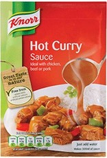 Knorr Knorr Hot Curry Packet