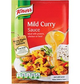 Knorr Knorr Mild Curry 38g Packet