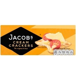 Jacobs Jacobs Cream Crackers 200g