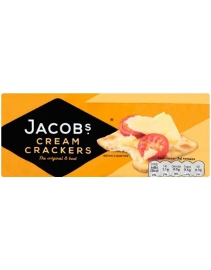 Jacobs Jacobs Cream Crackers 200g