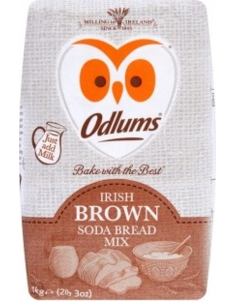 Odlums Odlums Brown Bread Mix 1Kg