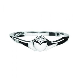 Boru Jewelry Contemporary Claddagh Ring