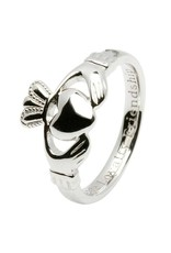 Shanore Sterling Silver Ladies Claddagh Ring