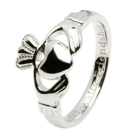 Shanore S/S Ladies Claddagh Ring