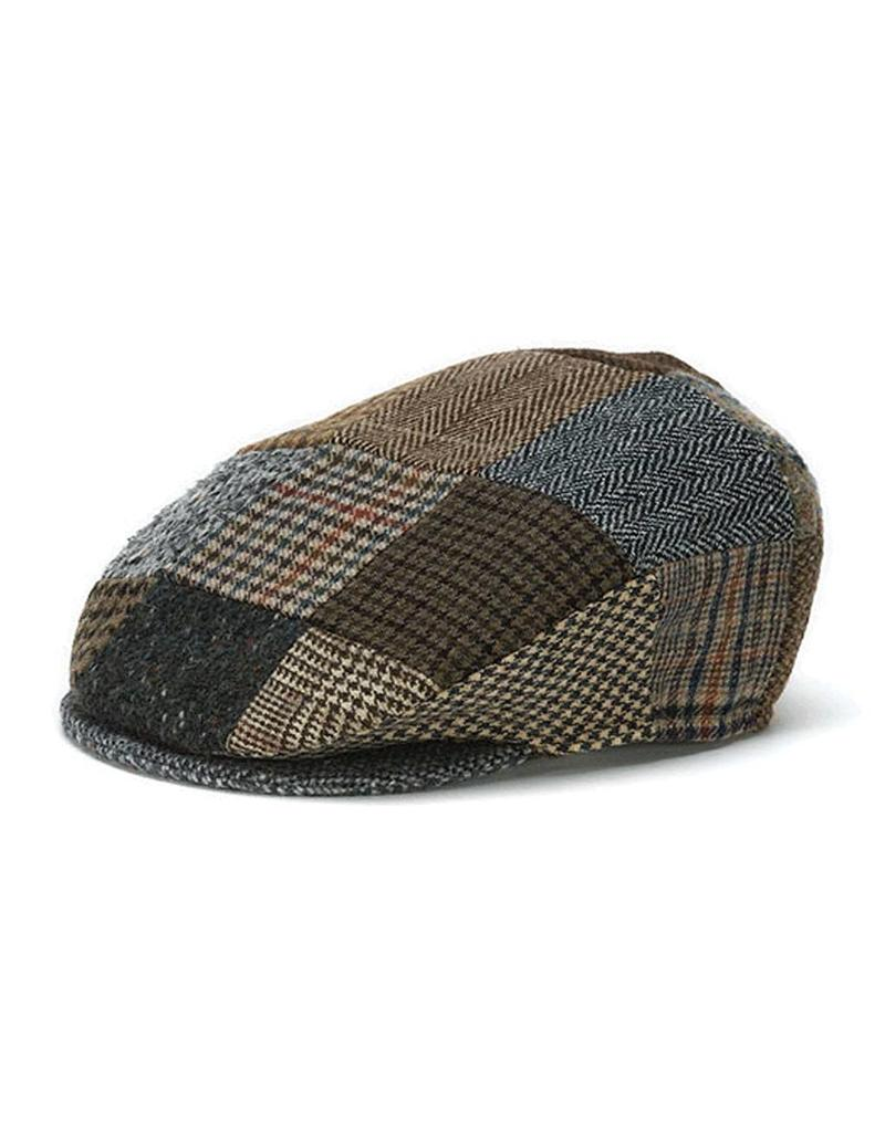 Hanna Hats Child's Tweed Cap by Hanna Hats