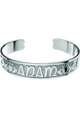 Boru Jewelry Silver Mo Anam Cara Bangle