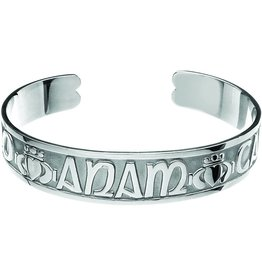 Boru Jewelry Silver Mo Anam Cara Bangle
