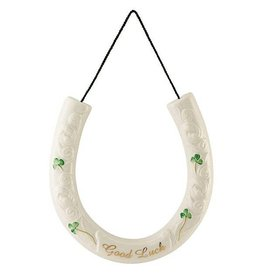 Belleek Belleek Good Luck Horseshoe