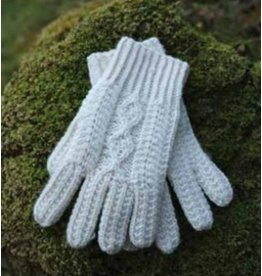 Aran Woollen Mills Aran Handknit Gloves