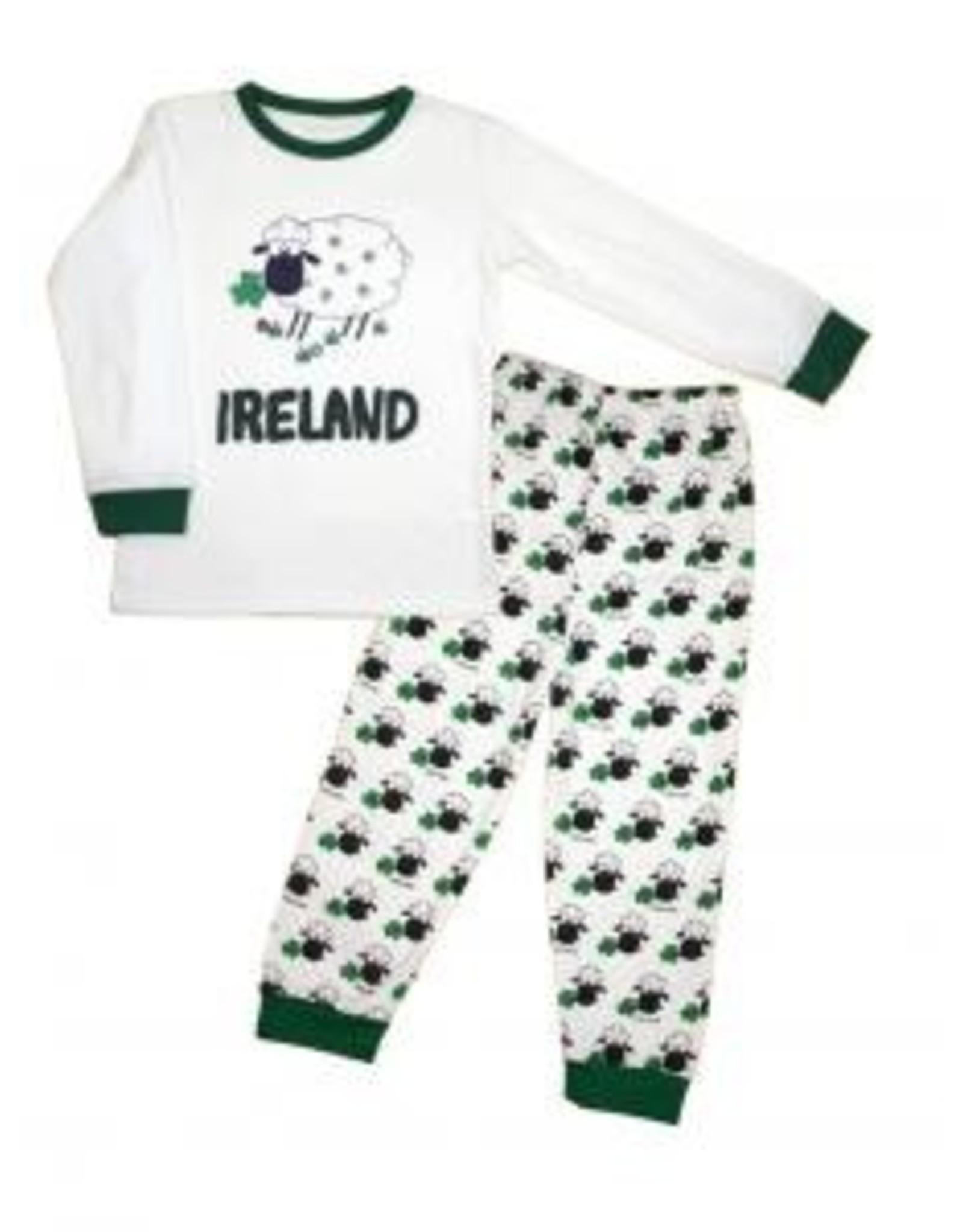 Malham USA Counting Sheep Kids Pajamas