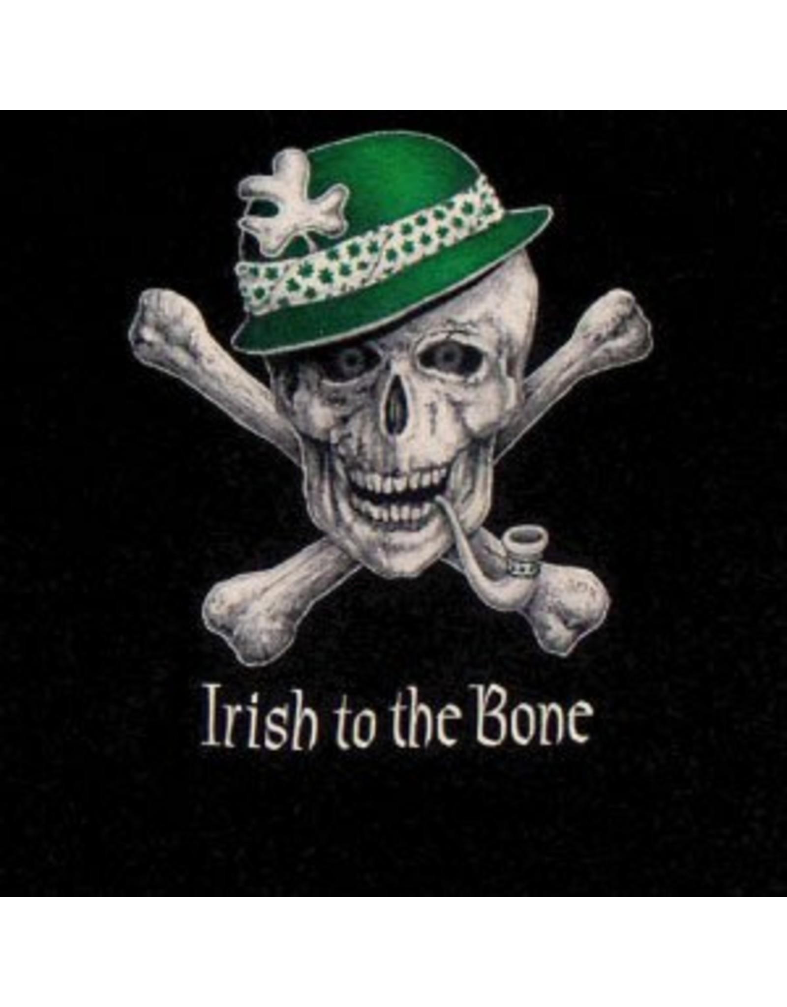 Irish ASAP Irish to the Bone Skull T-Shirt