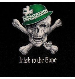 Irish ASAP Irish to the Bone Skull T-Shirt