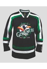 Guinness Guinness Toucan Hockey Jersey Black & Green