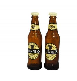 Guinness Guinness Bottles Salt & Pepper Shakers