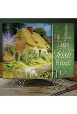 Abbey Press Bless This Irish Home Cutting Board