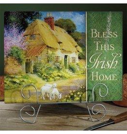 Abbey Press Bless This Irish Home Cutting Board