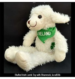 Liffey Artefacts Cuddly Irish Lamb with Long Legs