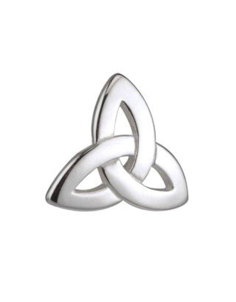 Solvar Celtic Trinity Knot Tie Tack