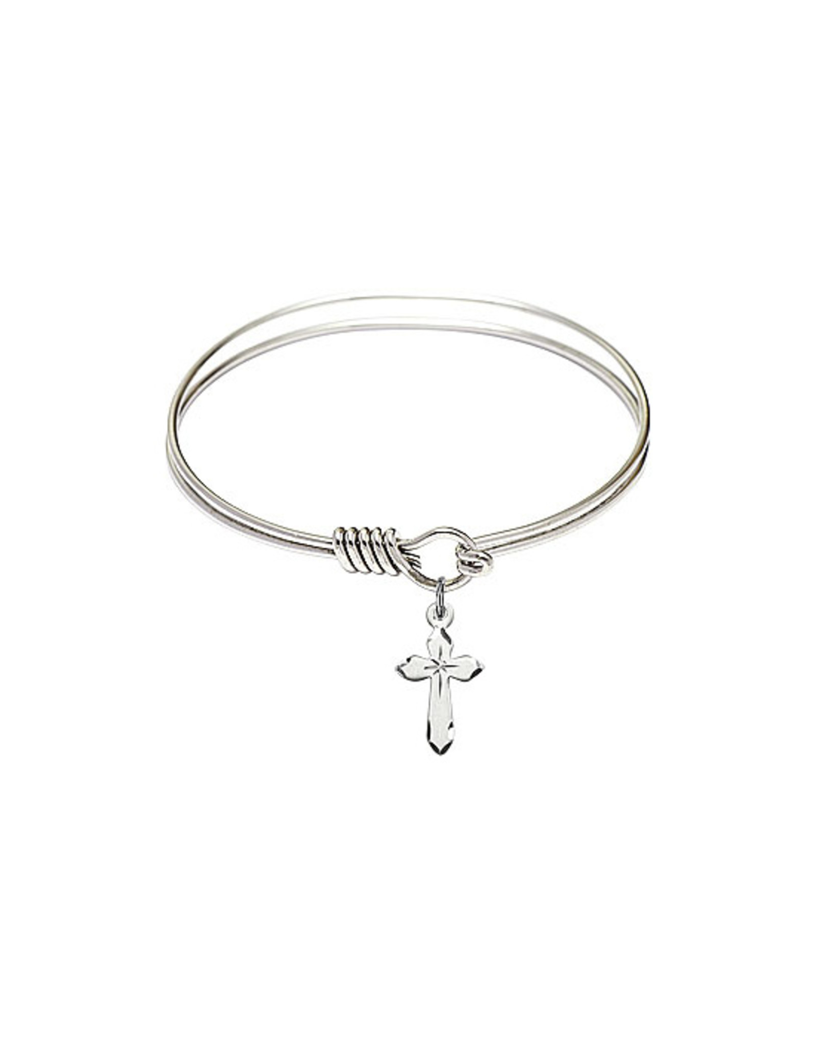 Bliss Bangle with Cross
