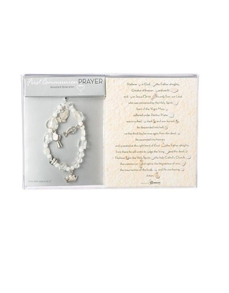 Roman Stories of Faith Communion Bracelet